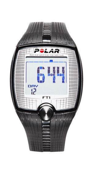 Polar FT1 transparent/black